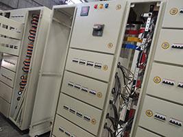 Control Panel Mcc Panel Motor Control Panel